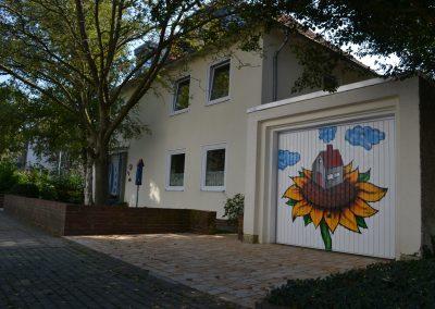 Unser Kinderhaus Seitenansicht von vorne